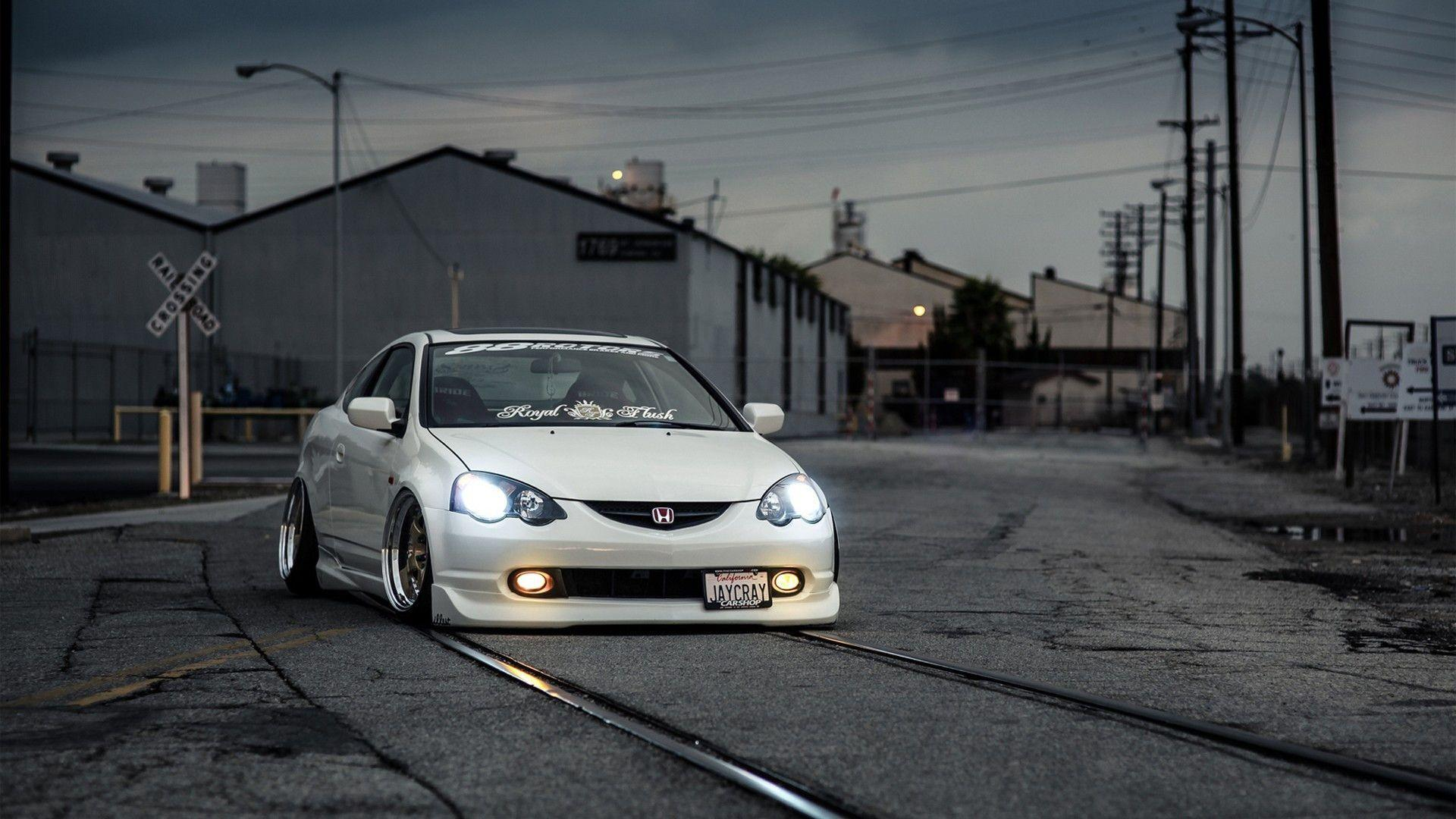 JDM Acura RSX HD Wallpapers Acura Car Wallpapers