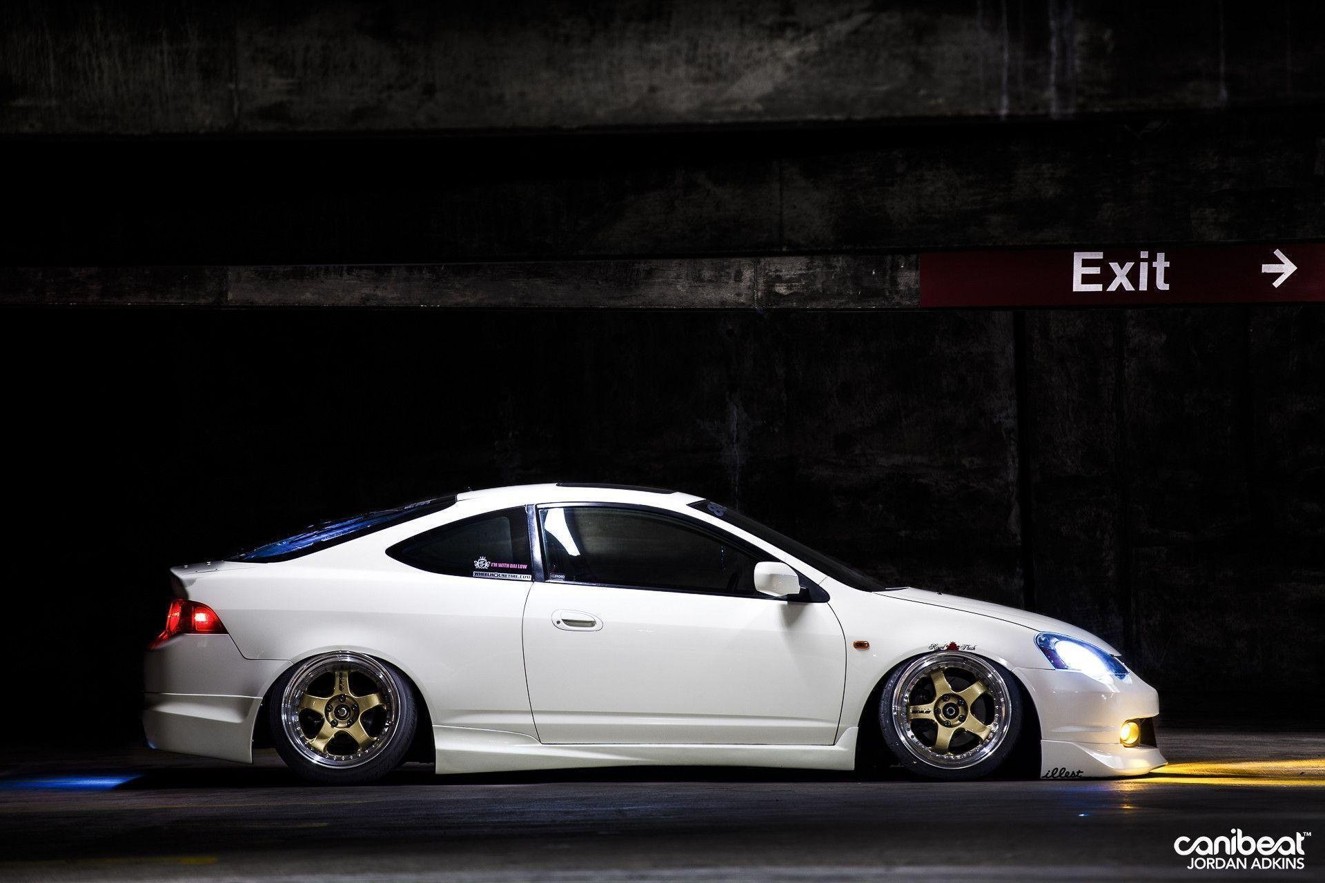 Wallpapers Wednesday: Jerald Yutadco&Bagged Acura RSX – Canibeat