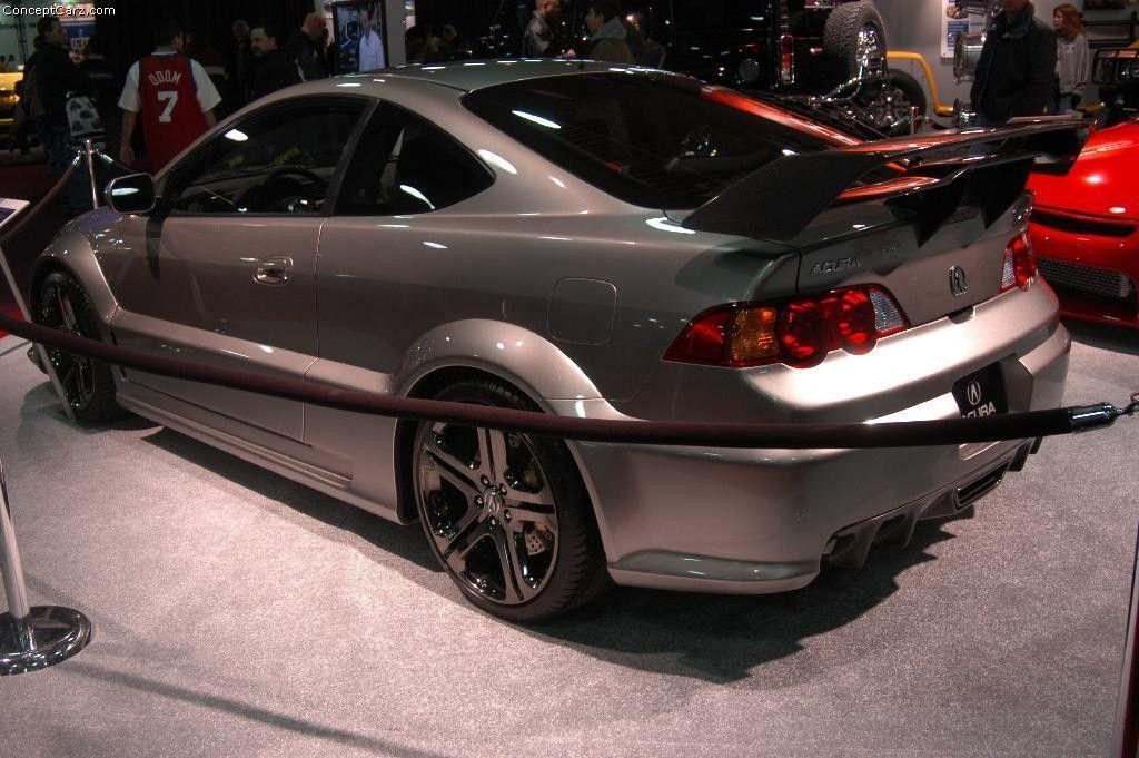 2004 Acura RSX Concept Image. Wallpapers Photo