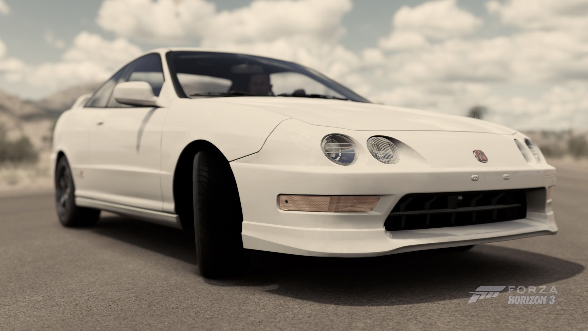 One of the coolest FWD cars, Acura Integra Type R : forza