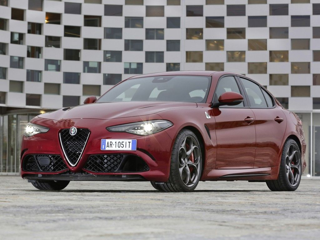 Alfa Romeo Giulia's Big Brother Could Be Scrapped For Mysterious
