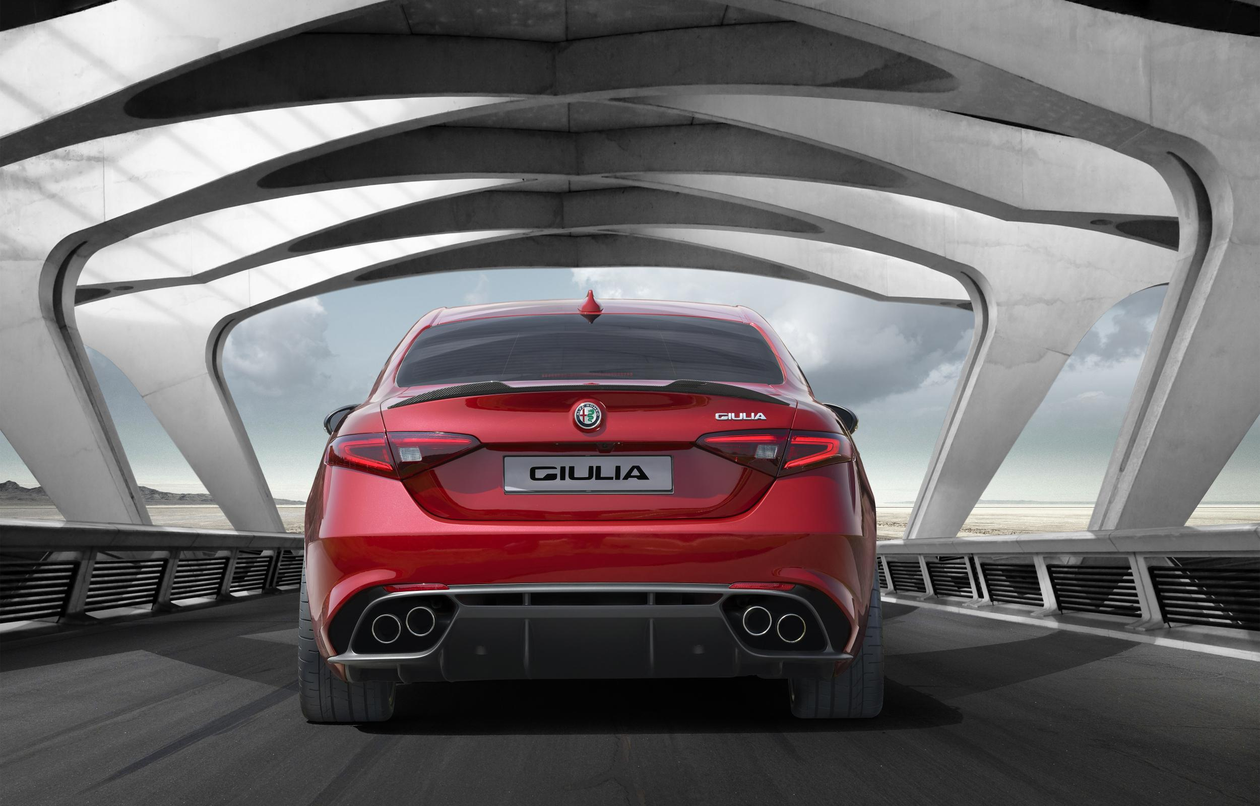 Alfa Romeo Giulia's Big Brother Will Tackle BMW 5 Series, Expect