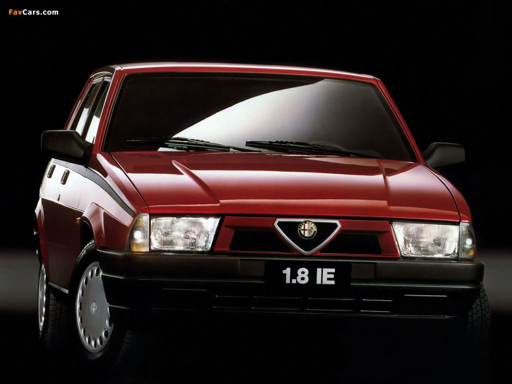 Alfa Romeo 75 Wallpapers HD Photos, Wallpapers and other Image