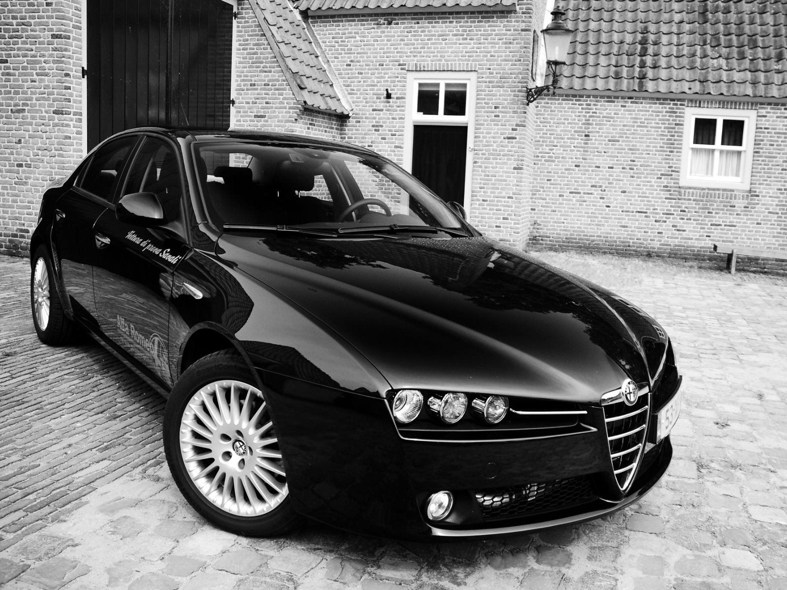 Alfa Romeo 159 Wallpapers and Backgrounds Image