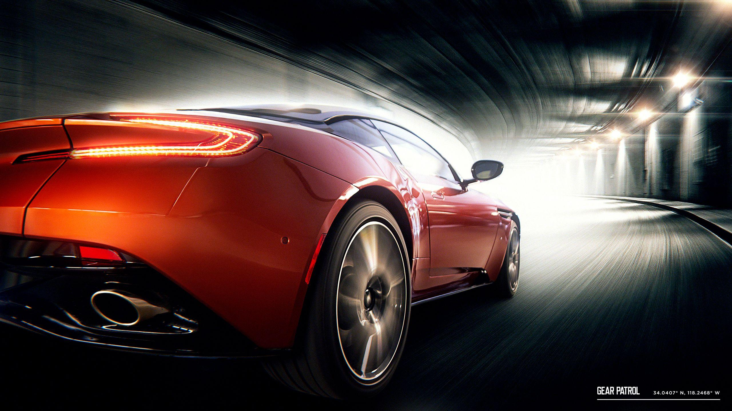 Download This Gorgeous Aston Martin DB11 Wallpapers • Gear Patrol