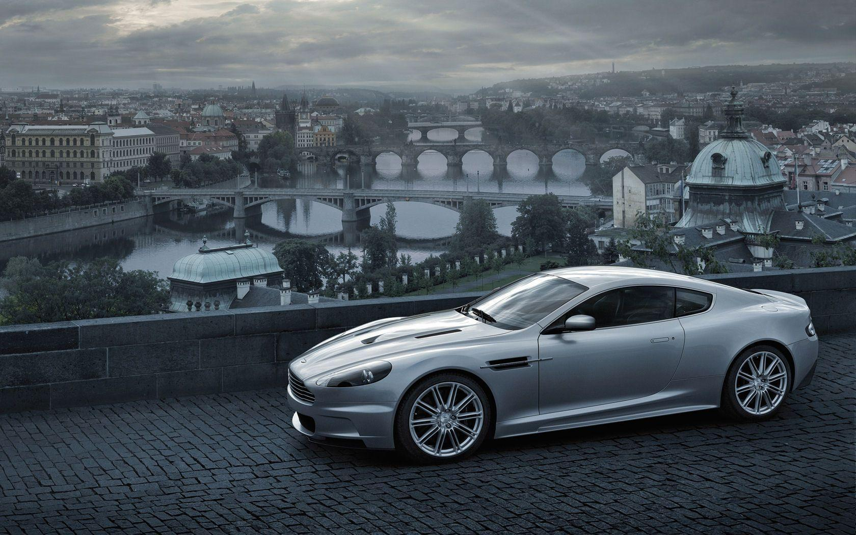 Enjoy our wallpapers of the month!!! amazing Aston Martin DBS