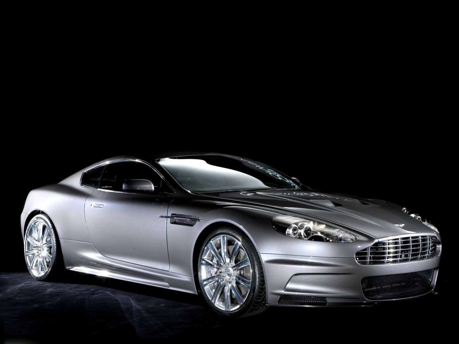 Wallpapers For > Black Aston Martin Dbs Wallpapers