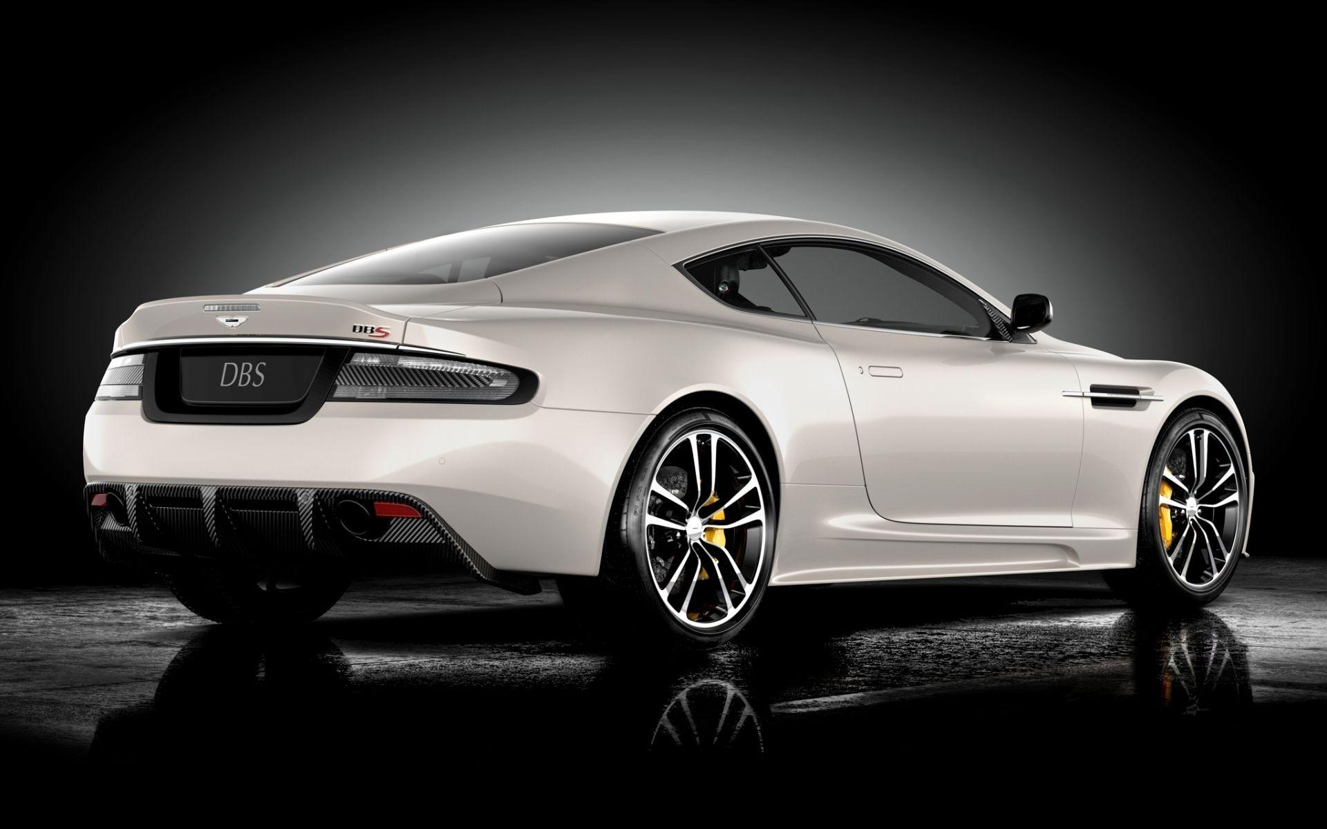 Wallpapers For > Aston Martin Dbs Wallpapers