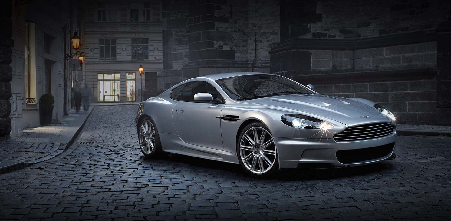 Wallpapers For > Aston Martin Dbs V12 Wallpapers