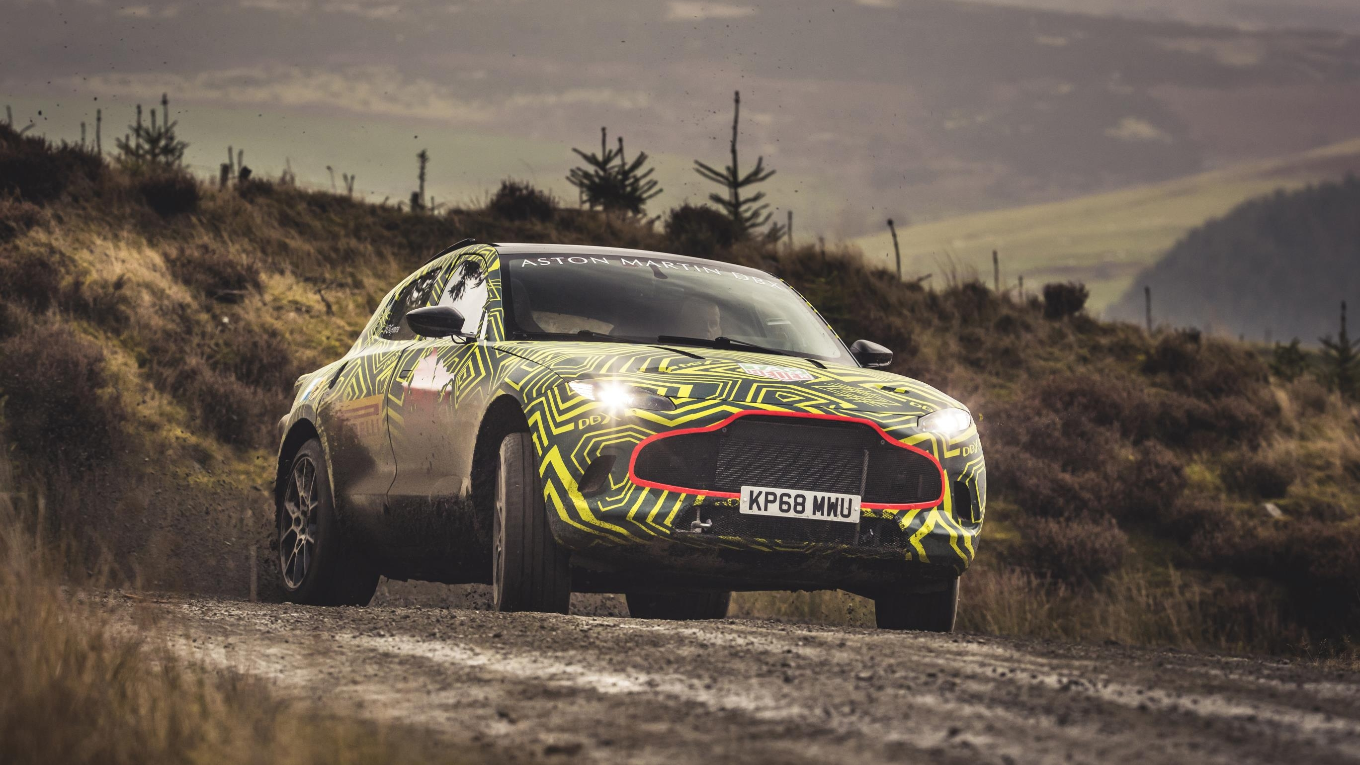 2020 Aston Martin DBX Pictures, Photos, Wallpapers.