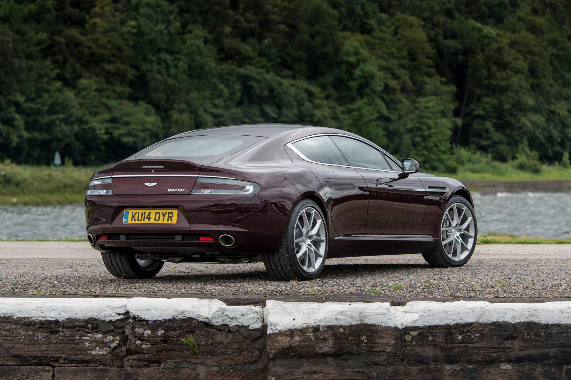 Aston Martin To Replace Rapide With New Lagonda Sedan, Launch DBX