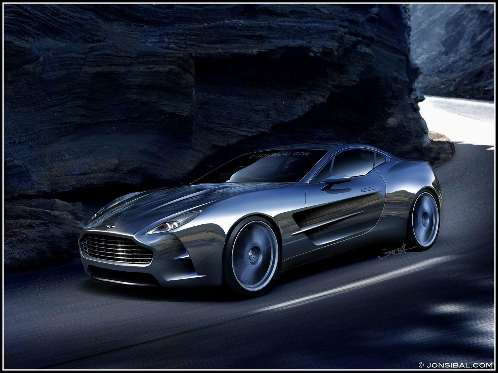 7 Cool Aston Martin One 77 Backgrounds