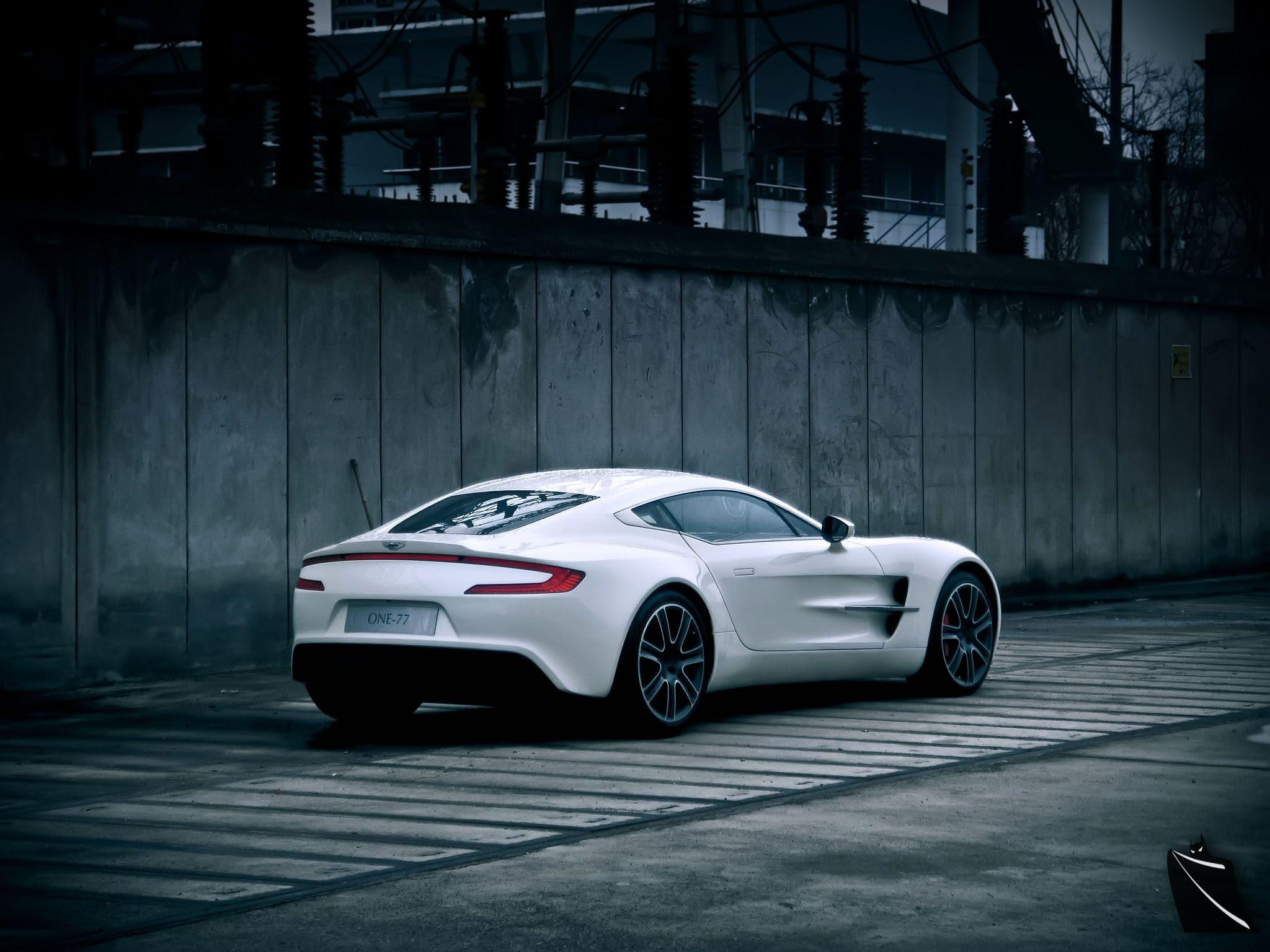 Aston Martin One77 Wallpapers HD