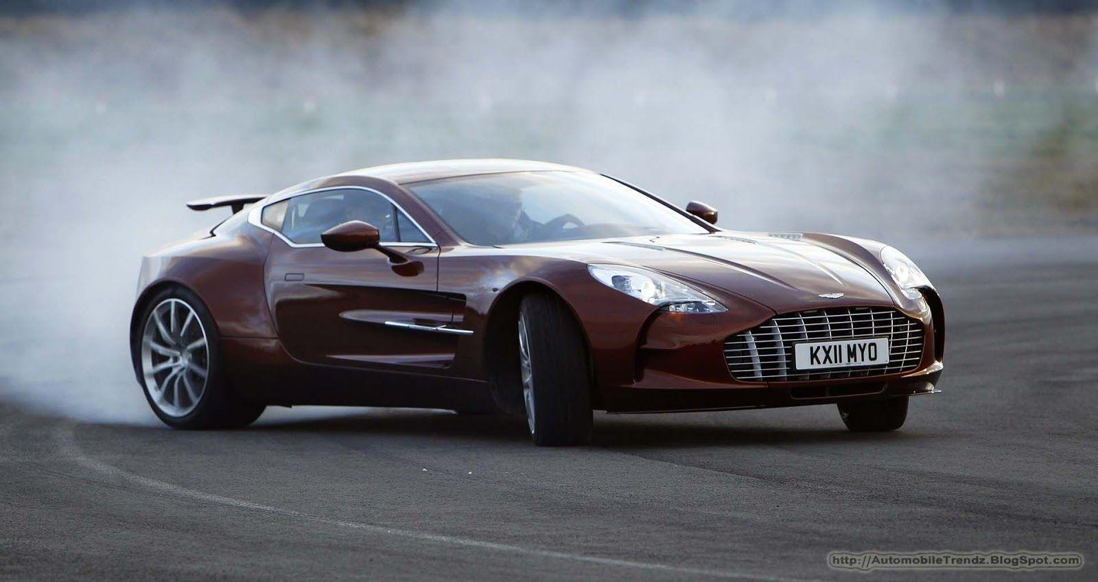 Aston Martin One 77 Wallpapers