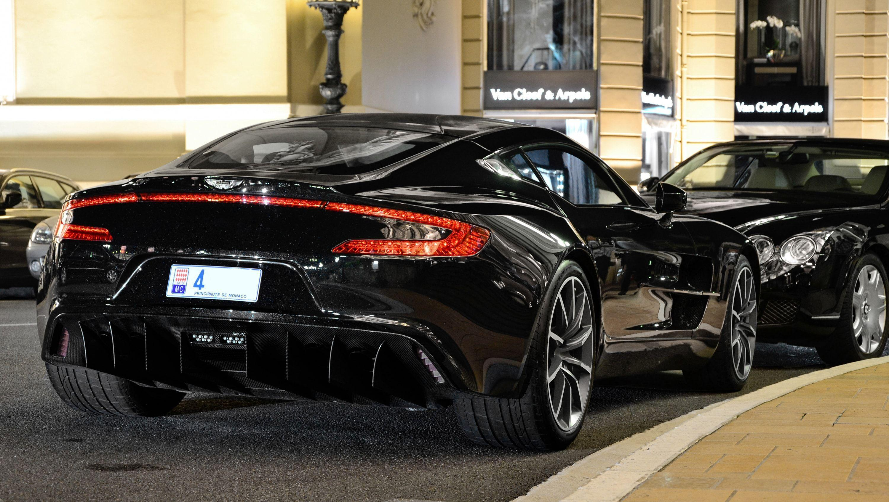Aston Martin One77 Wallpapers