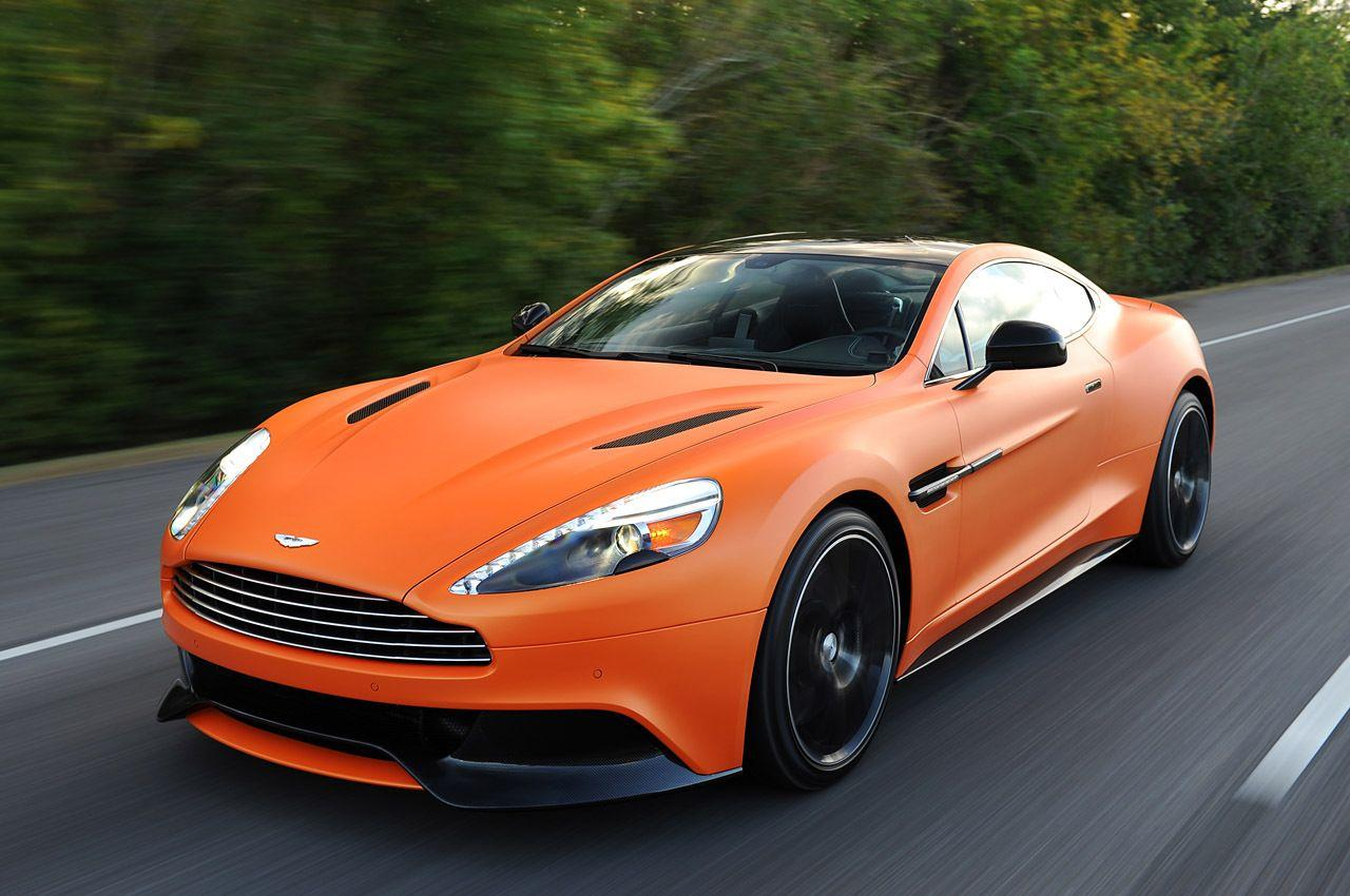 2015 Aston Martin One77 Wallpapers