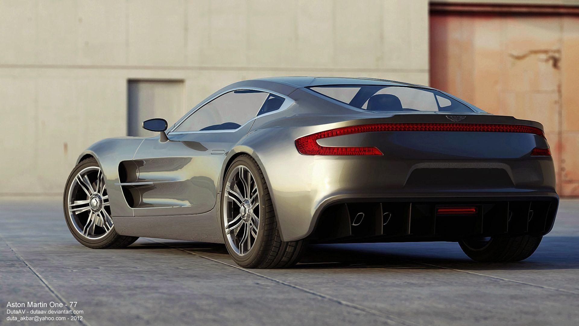 Hd Wallpapers Of Aston Martin One 77
