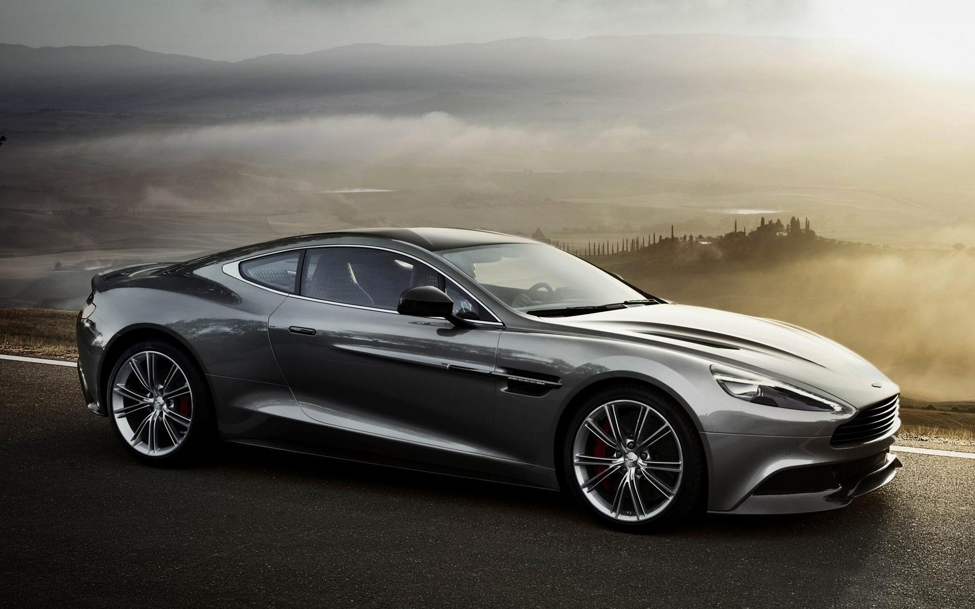 Aston martin V12 vantage – pictures, information and specs