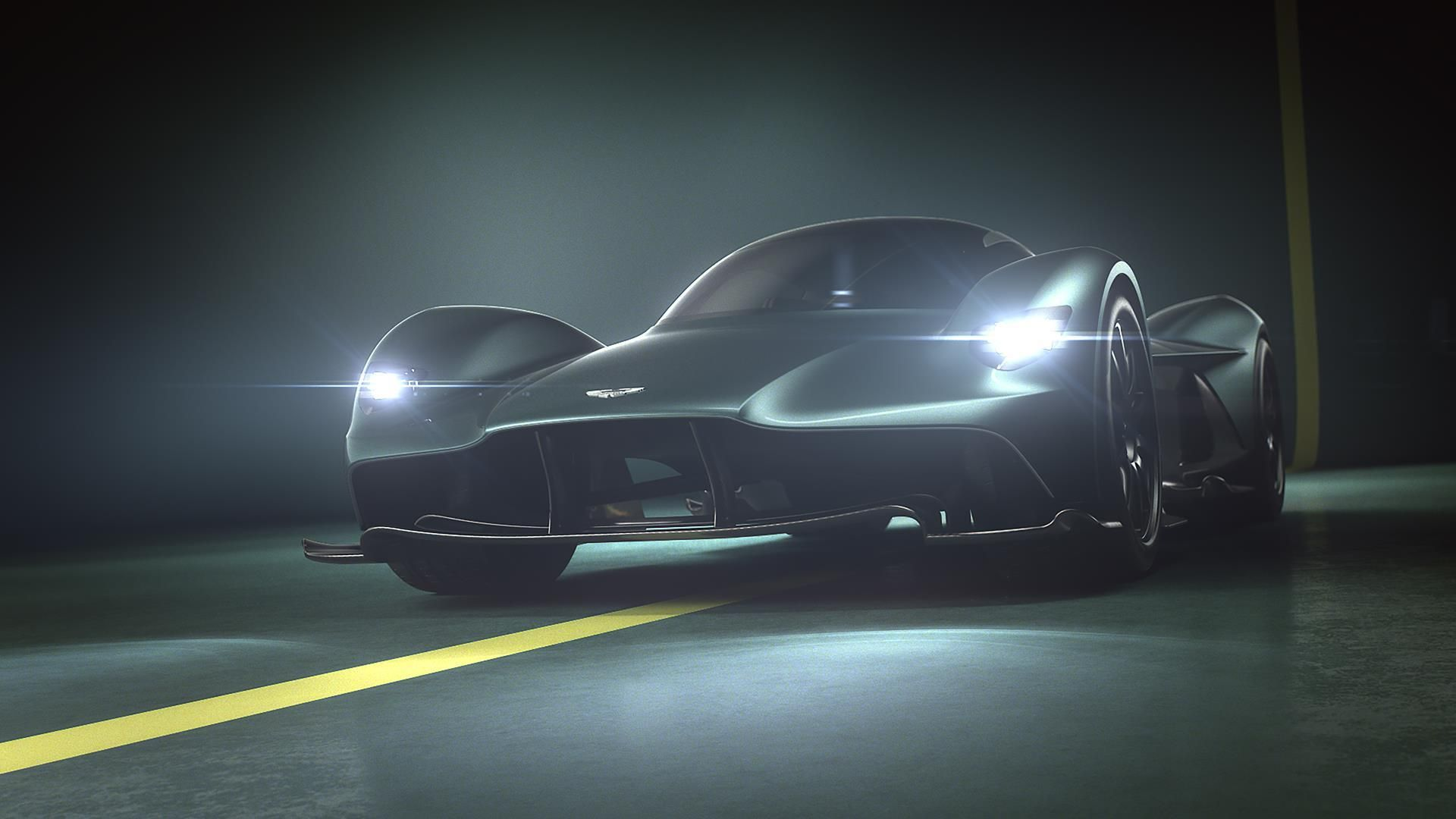 2017 Aston Martin Valkyrie Wallpapers and Image Gallery