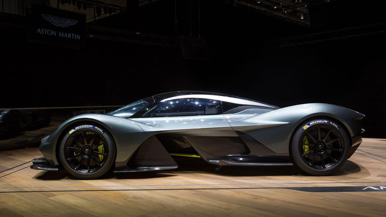 Aston Martin Valkyrie, The Outstanding Significance As A Vehicle