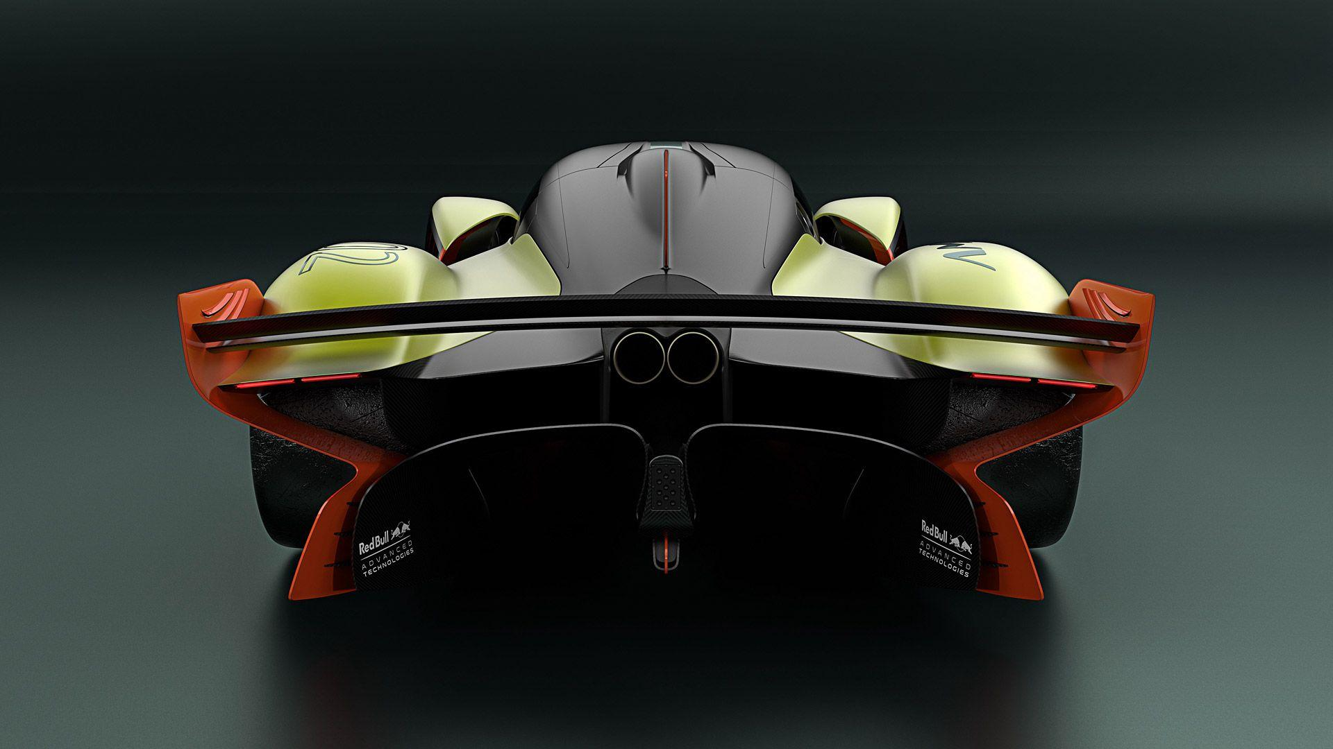 2020 Aston Martin Valkyrie AMR Pro HD Wallpapers
