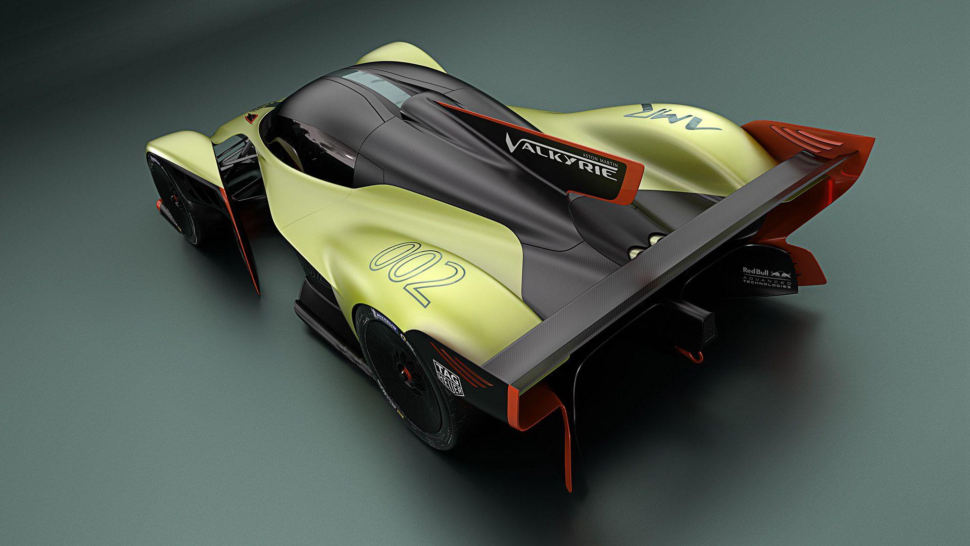 2020 Aston Martin Valkyrie AMR Pro Wallpapers & HD Image