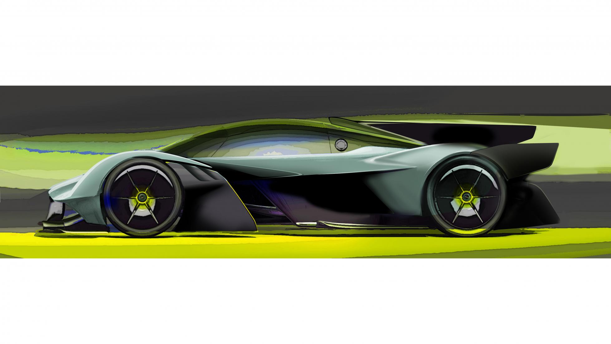 """Aston Martin """"Son Of Valkyrie"""" Expected to Challenge Outright"""