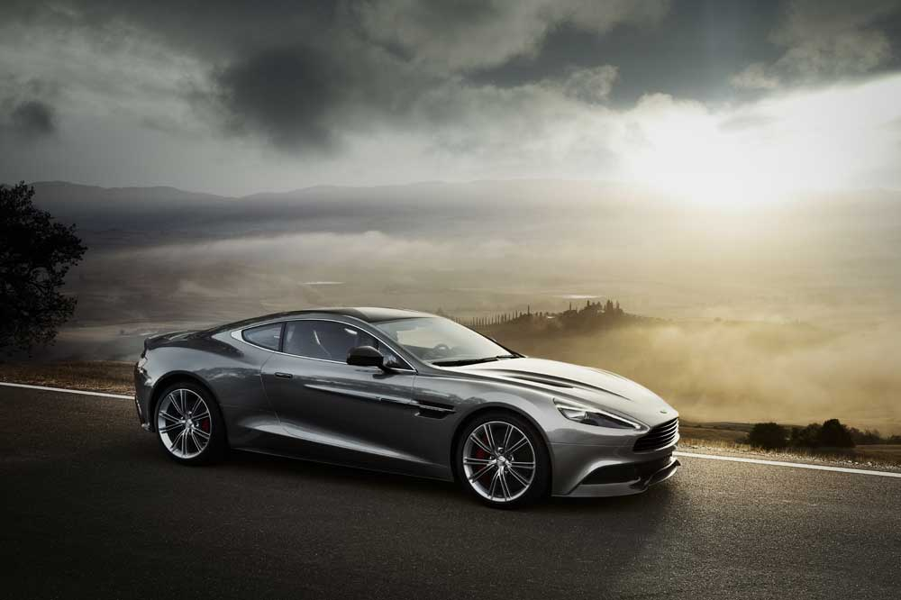 11 Quality Aston Martin Vanquish Wallpapers, Cars