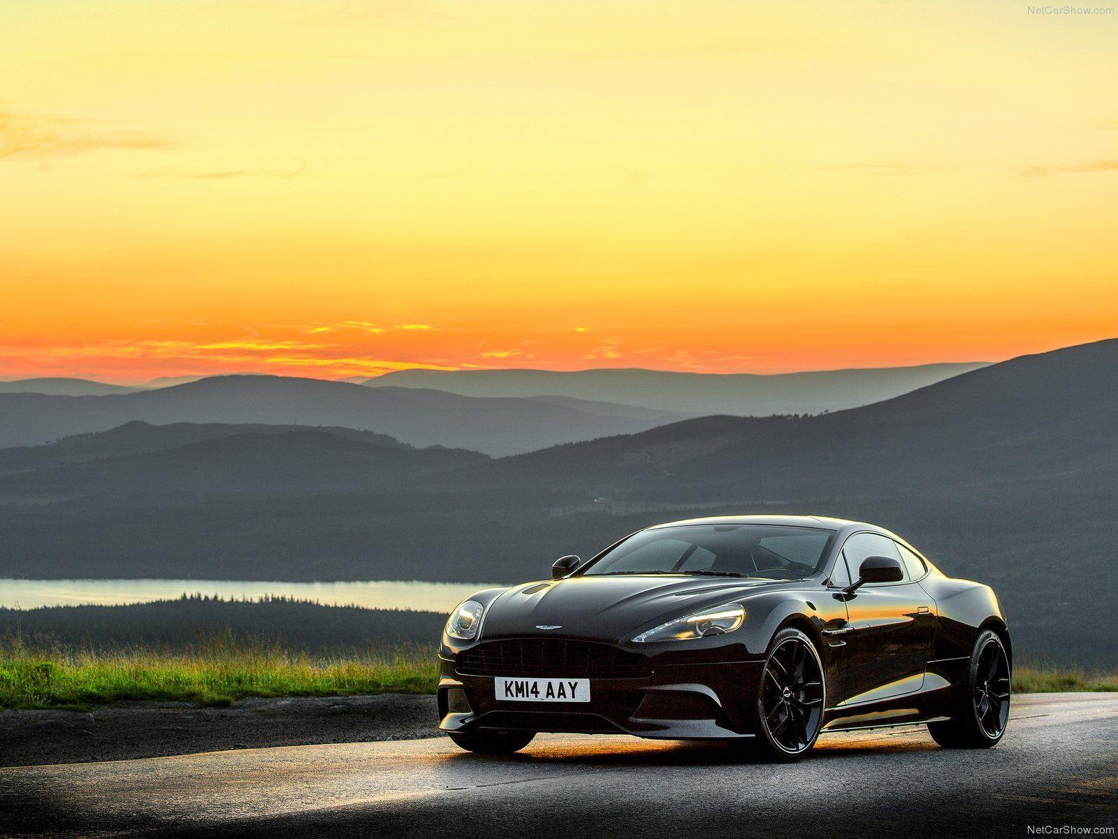 Picture 2016, 2016 Aston Martin Vanquish Coupe Wallpapers