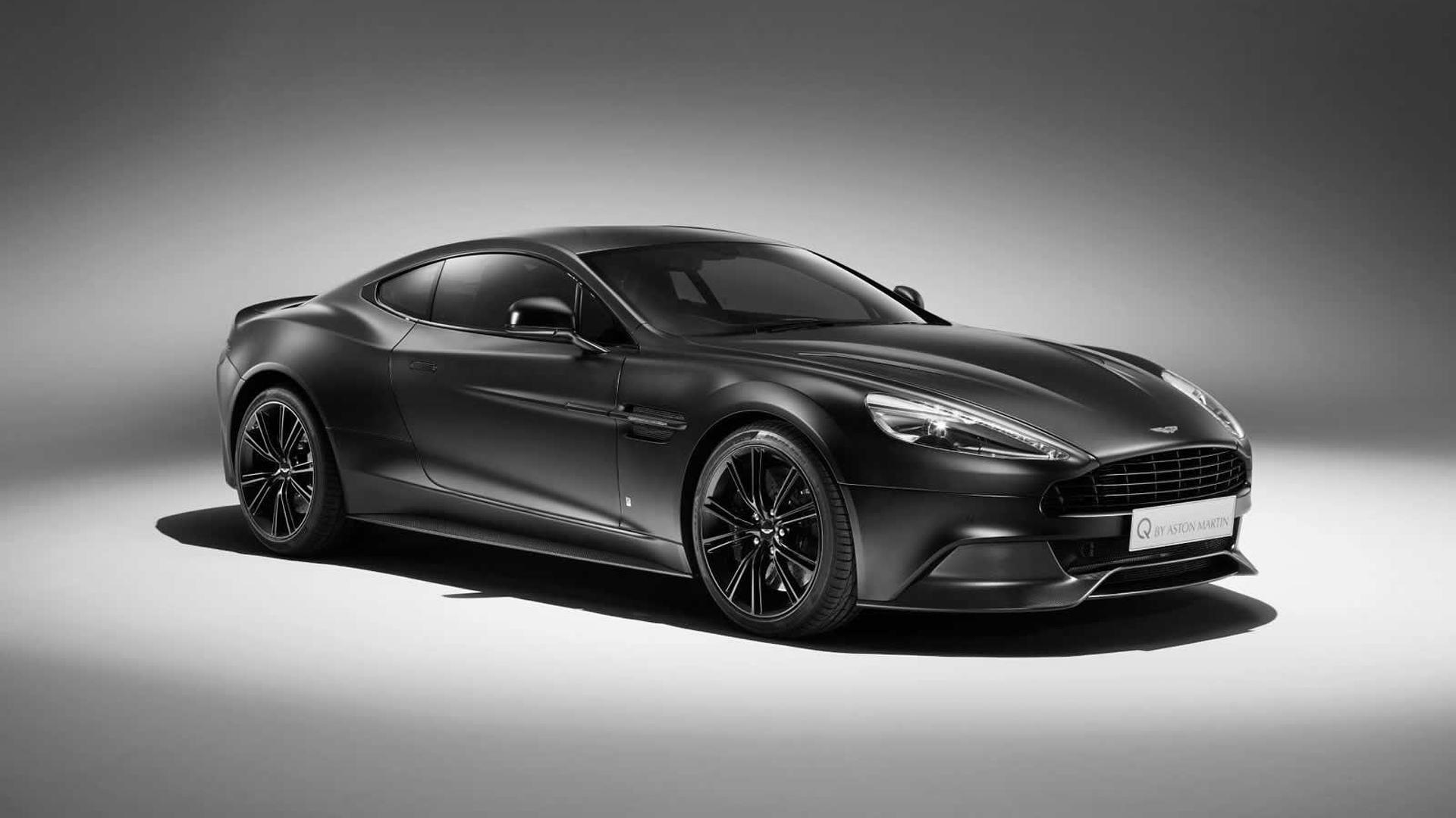 Aston Martin Vantage & Vanquish replacements coming by 2018