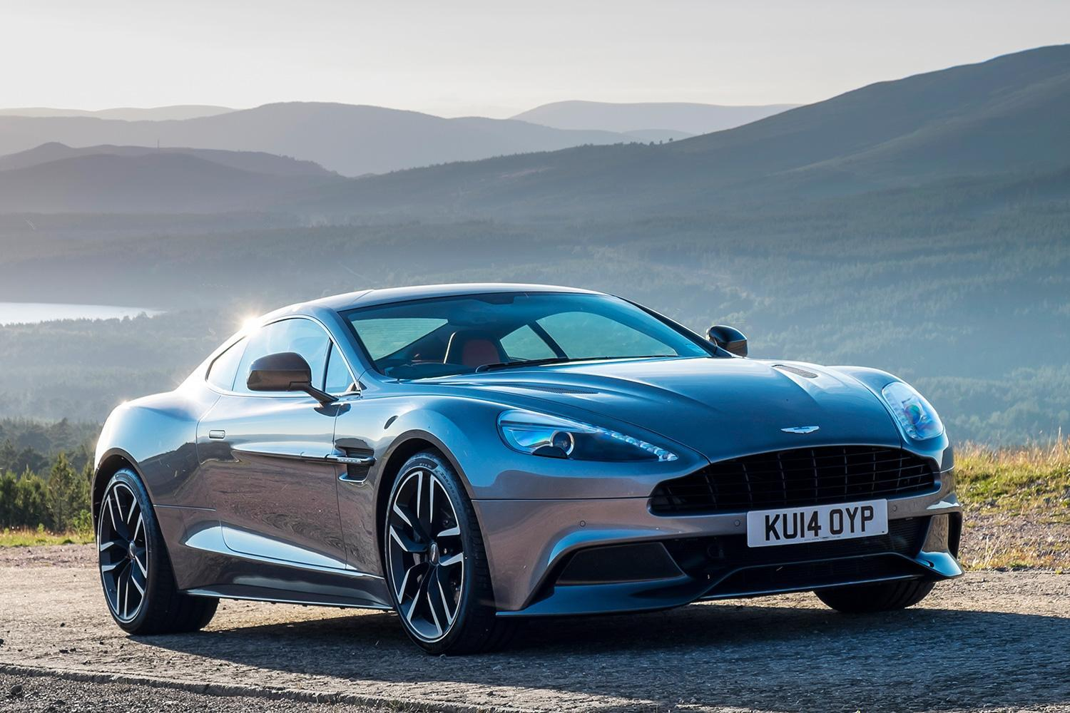 2018 Aston Martin Vantage Replacements Wallpapers
