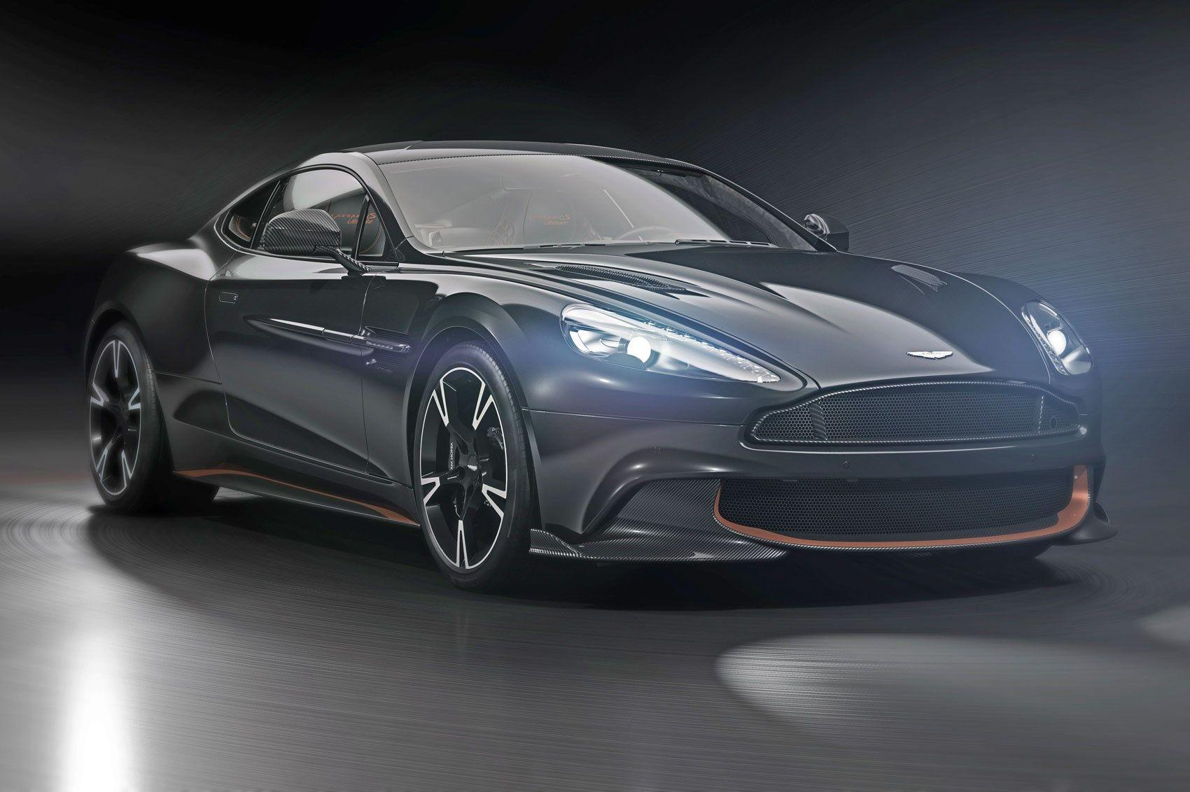 Aston Martin Vanquish S Ultimate edition: a final farewell for