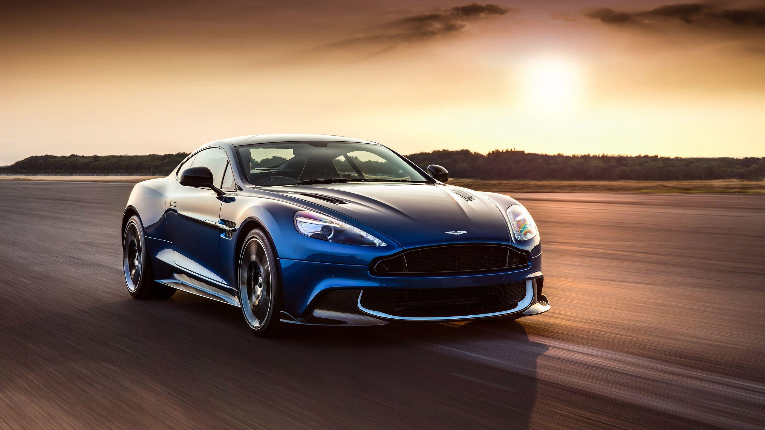 2017 Aston Martin Vanquish S Wallpapers