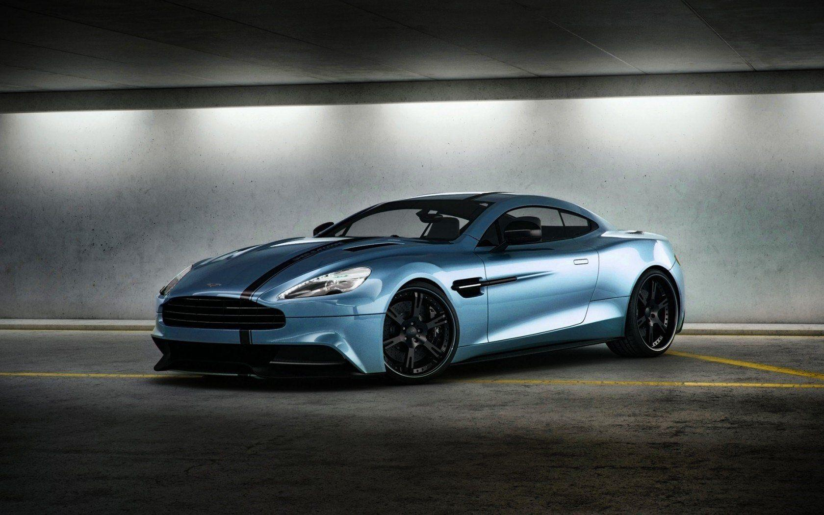 Aston Martin Vanquish Wallpapers and Backgrounds Image