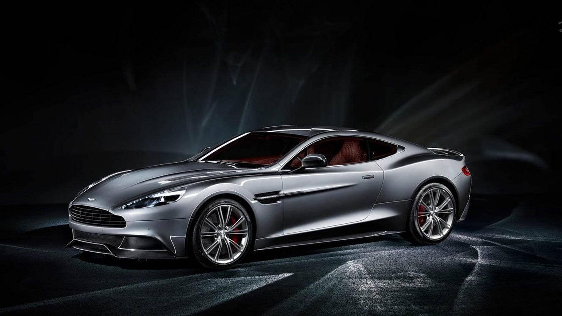 Aston Martin Vanquish Wallpapers For Iphone