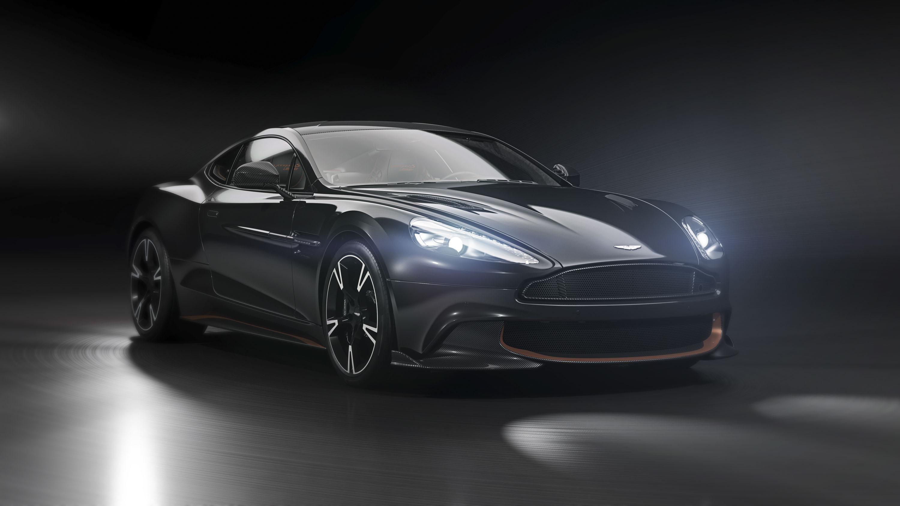 2018 Aston Martin Vanquish S Ultimate Pictures, Photos, Wallpapers