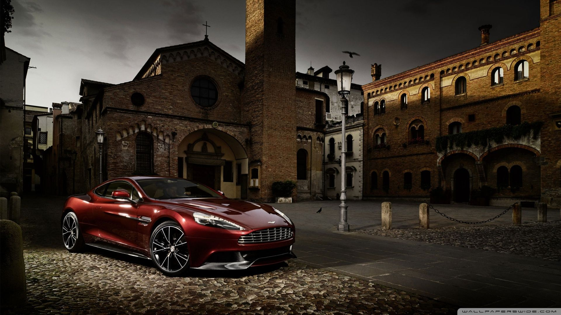 Aston Martin M310 Vanquish HD desktop wallpapers : High Definition