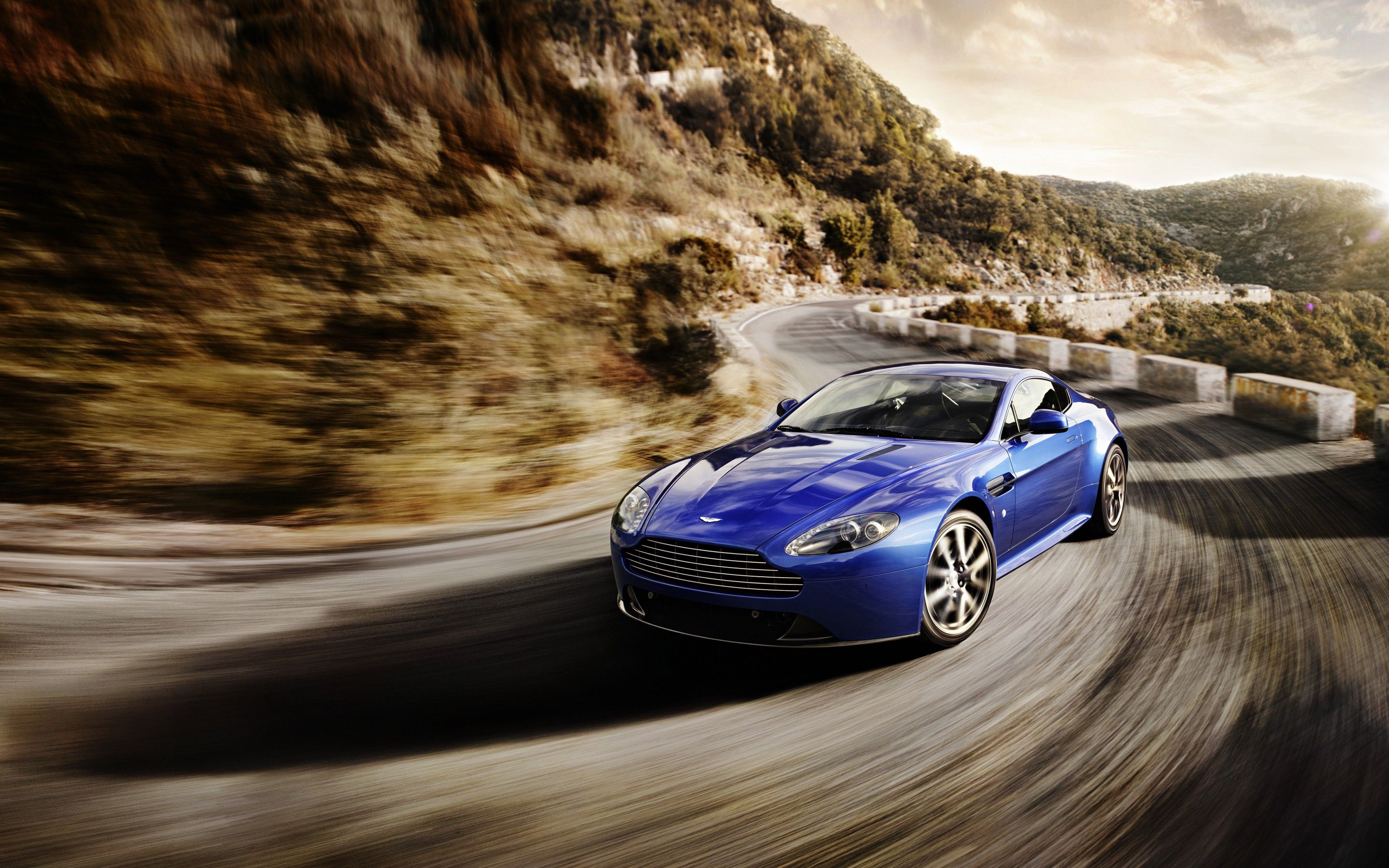 Wallpapers Aston Martin V8 Vantage S, 5K, Automotive,