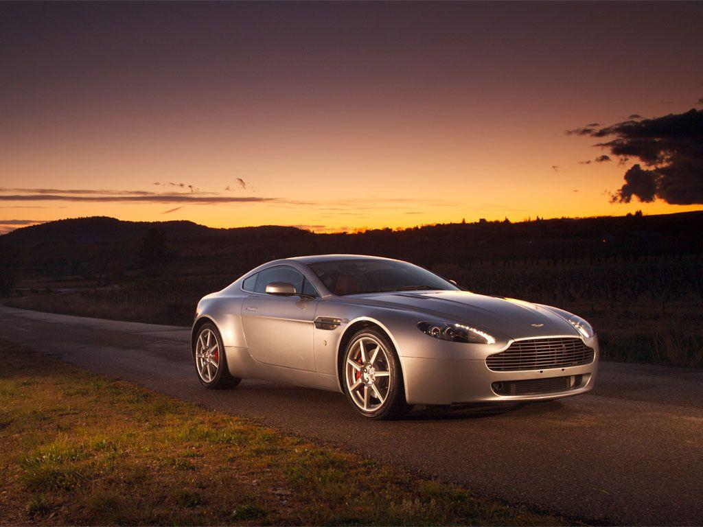 Lovely Aston Martin V8 Vantage HQ Pics