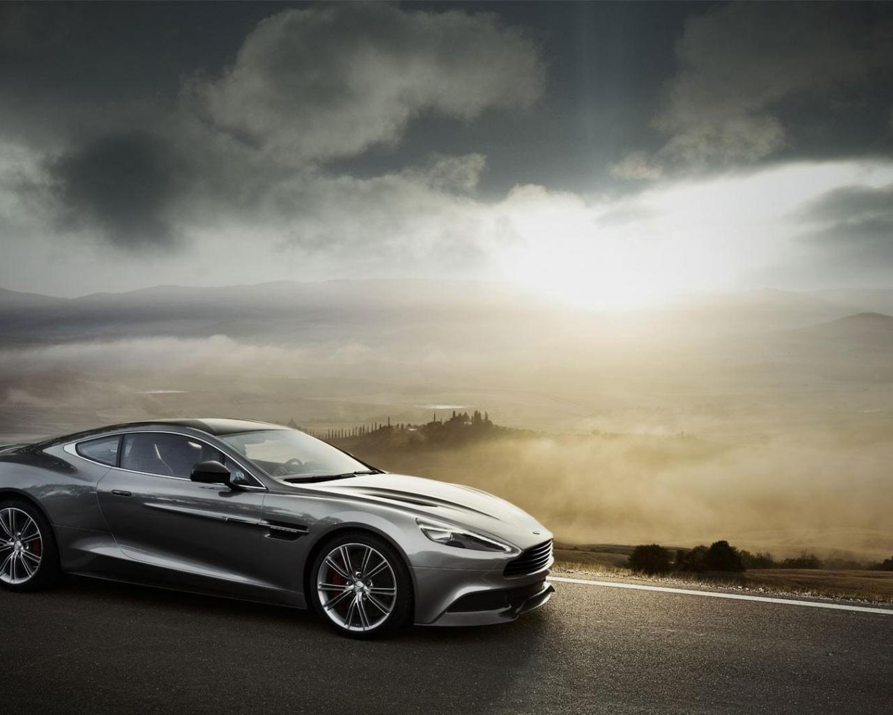 Image of Aston Martin 3840x2160 Wallpapers