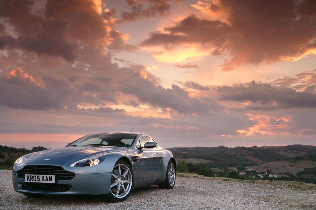 Great Aston Martin V8 Vantage Roadster Photos