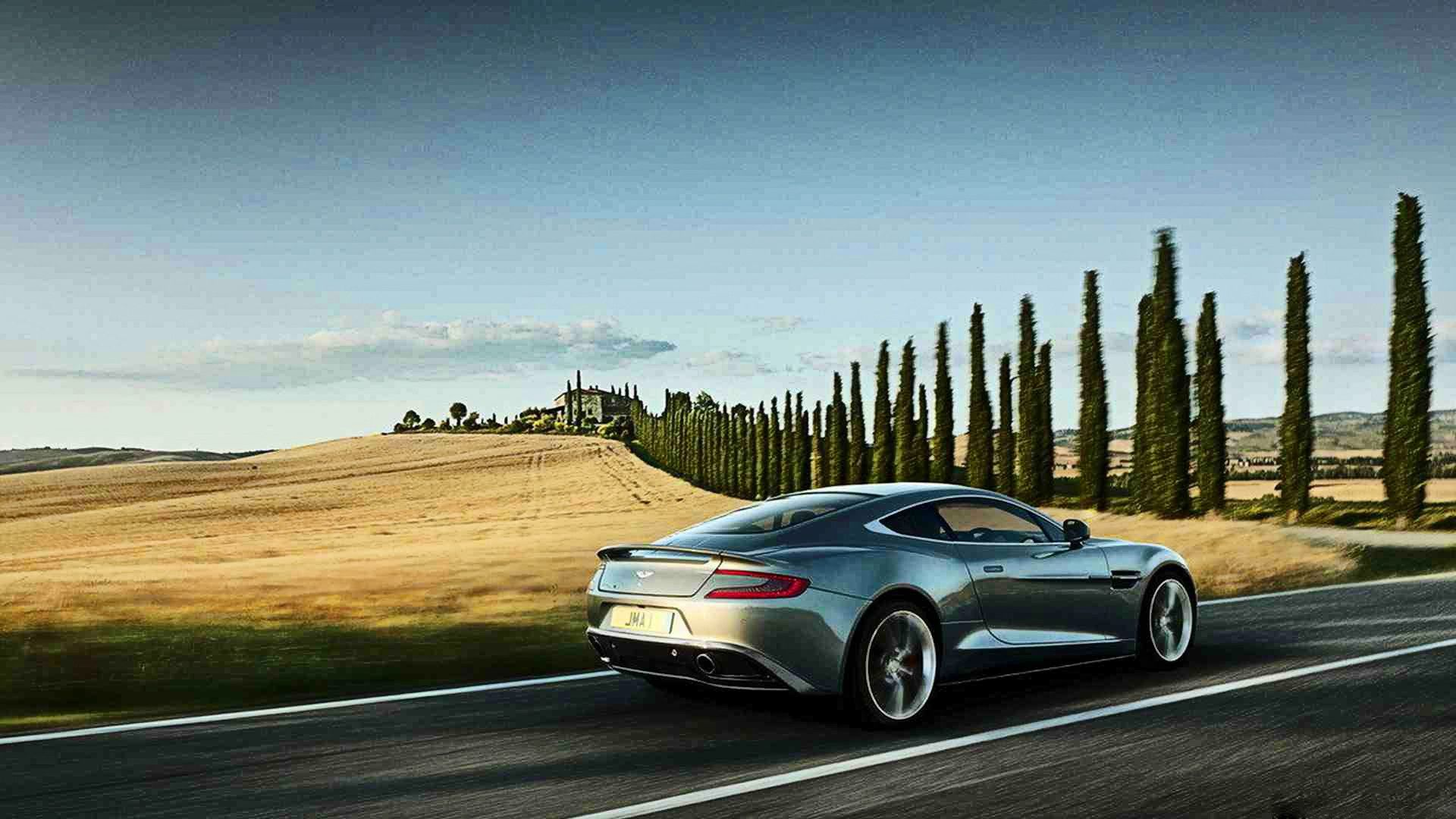 Free Aston Martin Vanquish Wallpapers High Quality Resolution at
