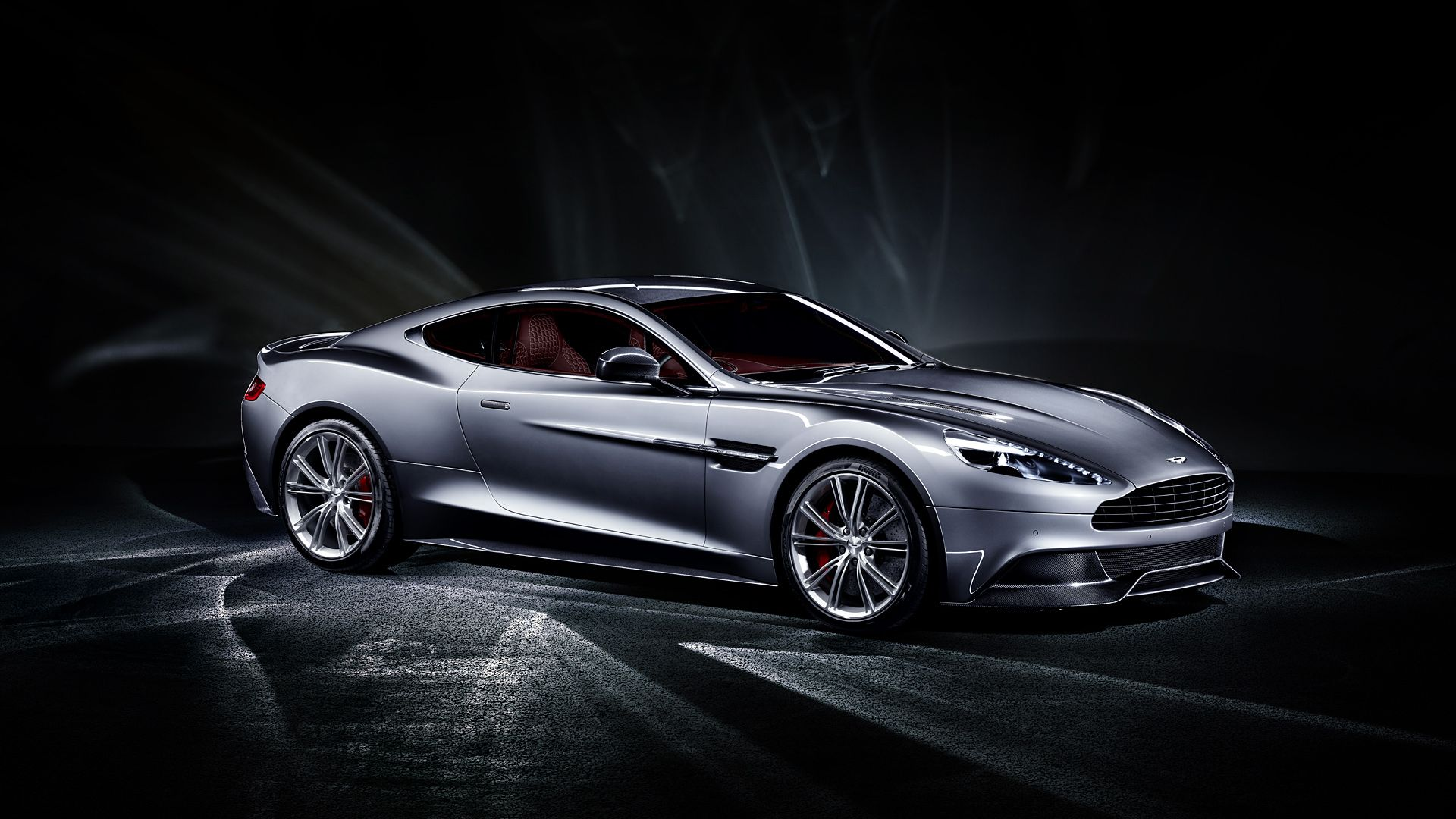 Aston Martin Vanquish HD wallpapers