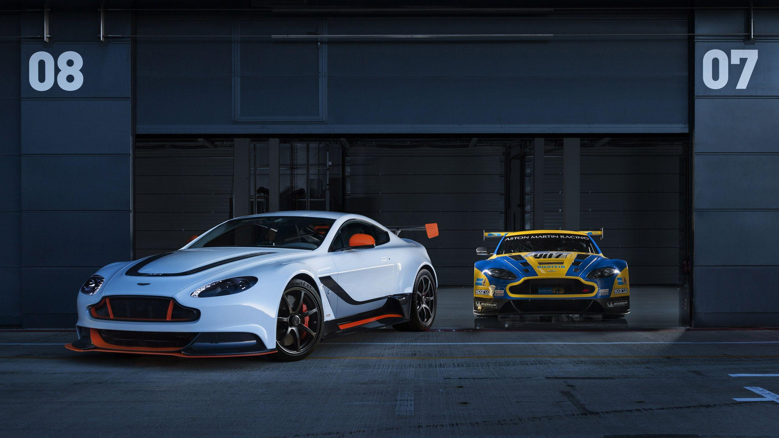 2015 Aston Martin Vantage GT3 Special Edition Wallpapers