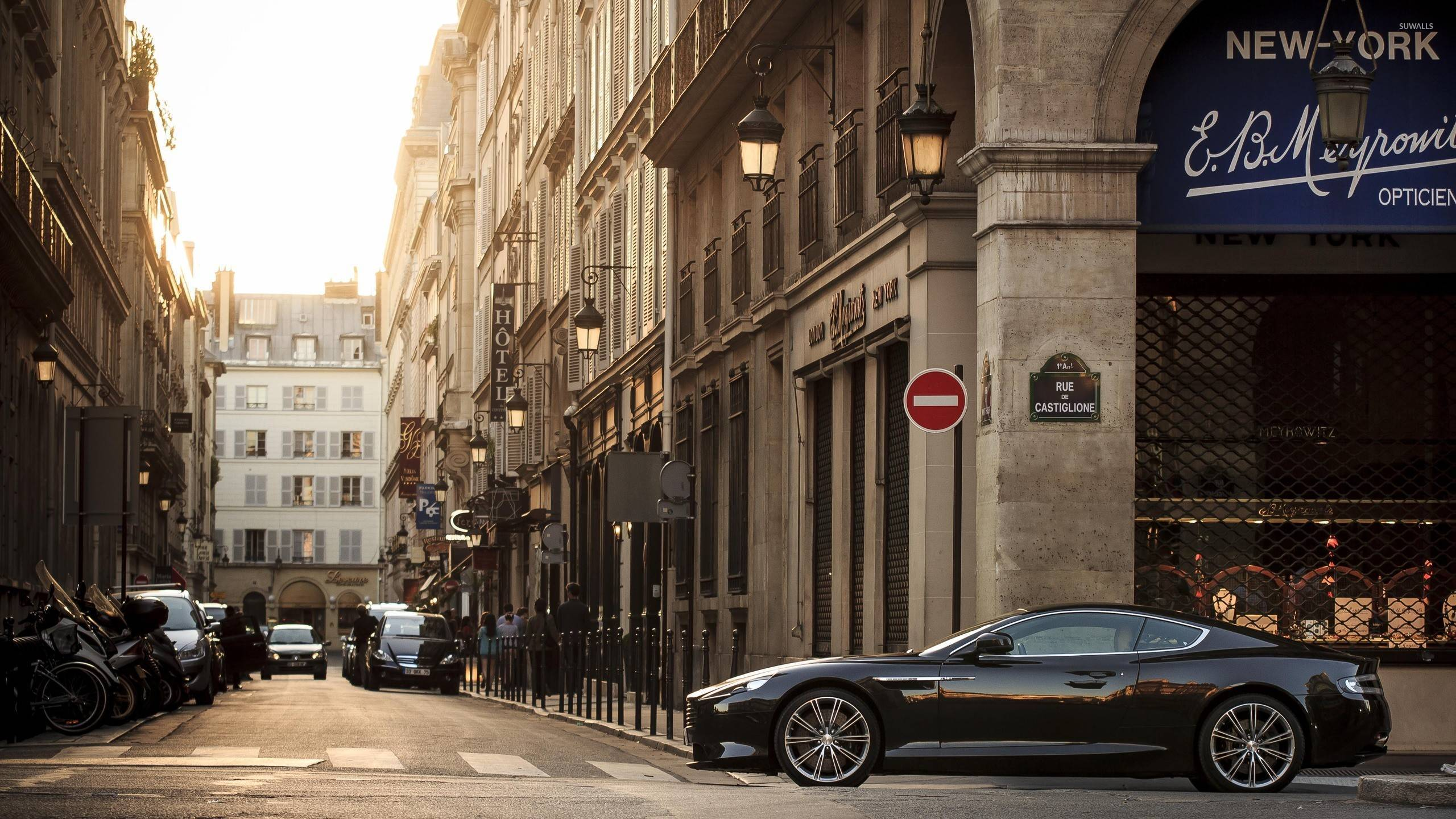 Aston Martin Vanquish [4] wallpapers
