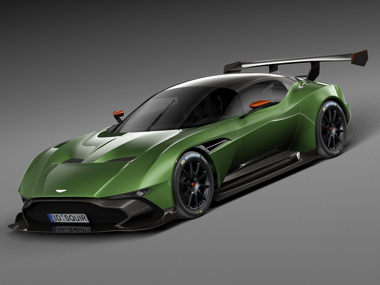 New Aston Martin Vulcan Wallpapers Wallpapers Themes