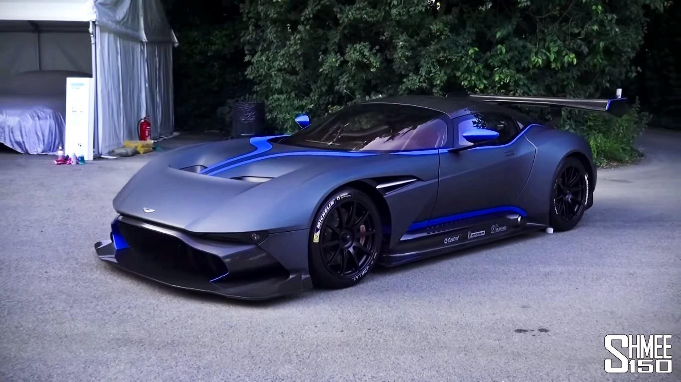 2016 Aston Martin Vulcan Wallpapers, Image, Pictures, Pics