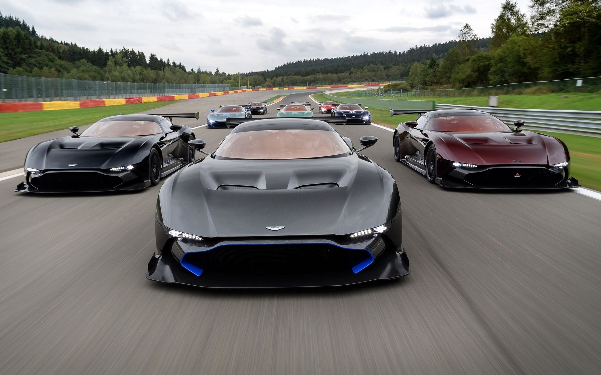 15 of 24 Aston Martin Vulcan for Sale at $3,085,332