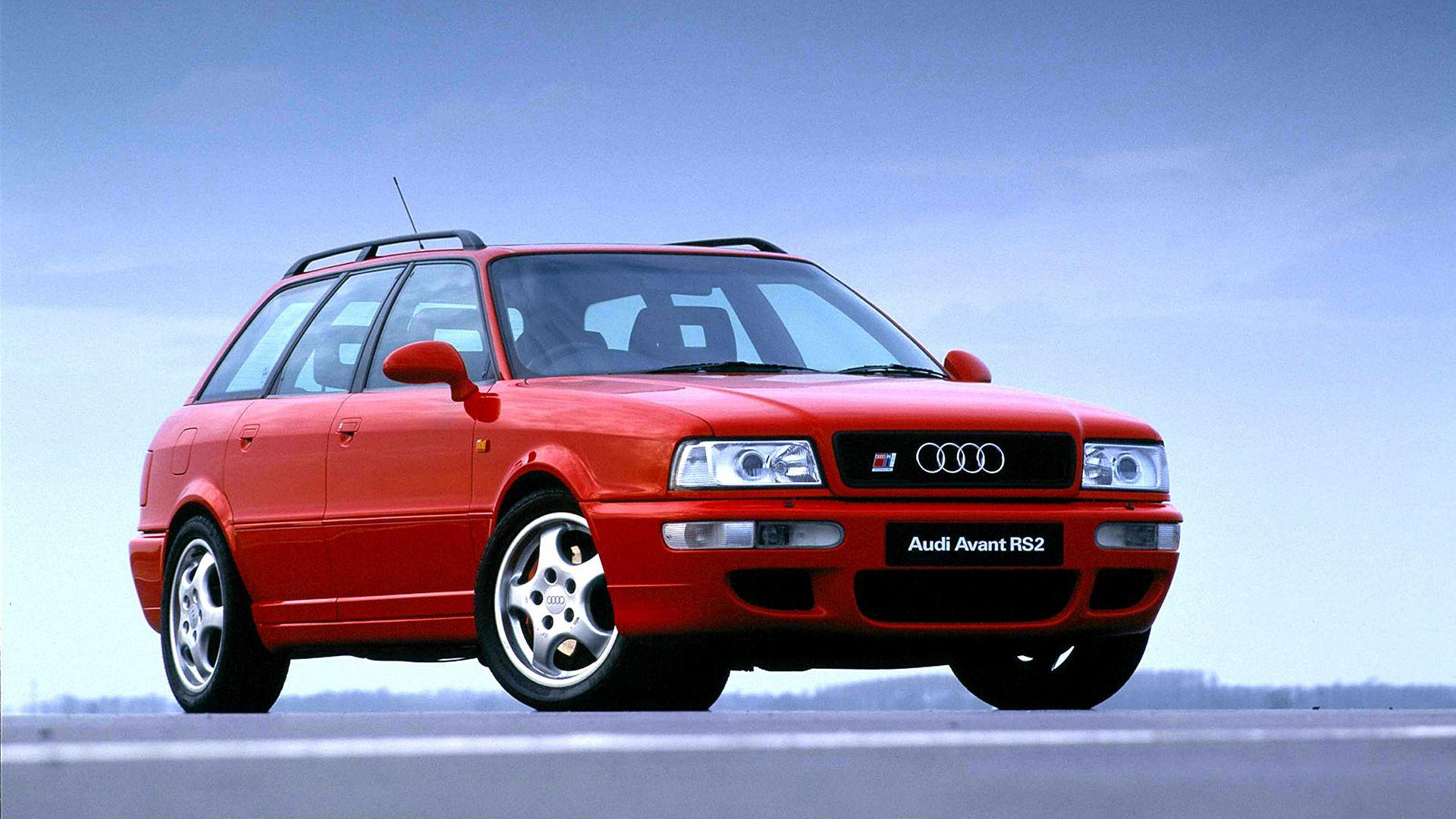 1995 Audi RS2 Wallpapers & HD Image