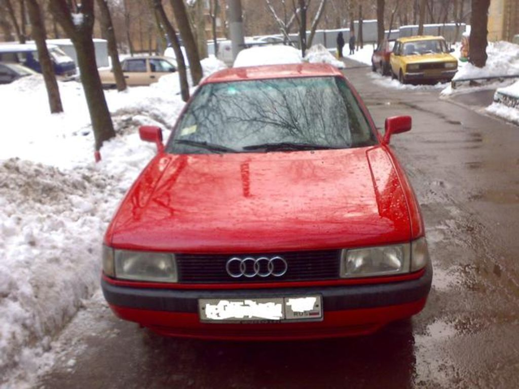 Used 1987 AUDI 80 Wallpapers